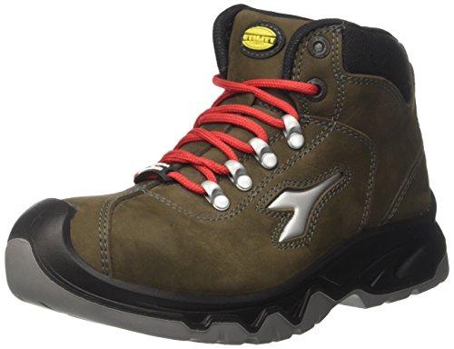 Diadora - Diablo High S3 Ci, zapatos de trabajo Unisex adulto, Verde (Verde Rabbia), 39 EU 🔥