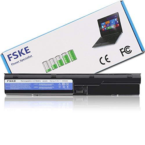FSKE PR06633805-001 Akku für HP ProBook 4540S 4530S 4535S Notebook Battery,10.8V 4400mAh 6-Zelle