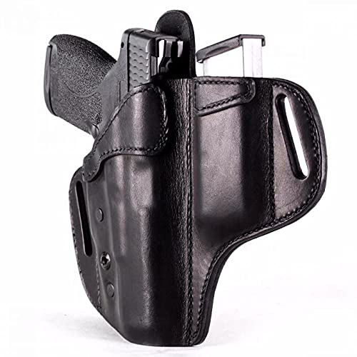 Urban Carry Lock Leather Combo OWB (Pancake) with Mag...
