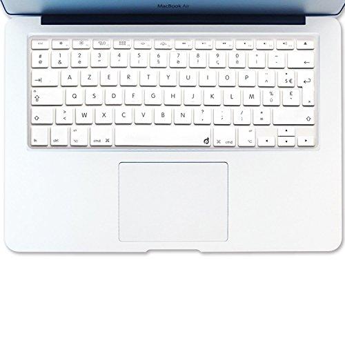 Masino® ARABIC Taal Siliconen Toetsenbord Cover Huid voor Europese Versie MacBook Air 13