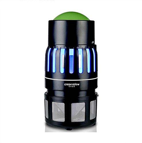 Lámpara de Mosquitos de fotocatalizador para el hogar, lámpara de Asesino de...