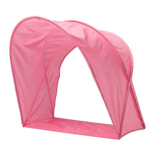 IKEA SUFFLETT Baldachin in rosa; 70/80/90