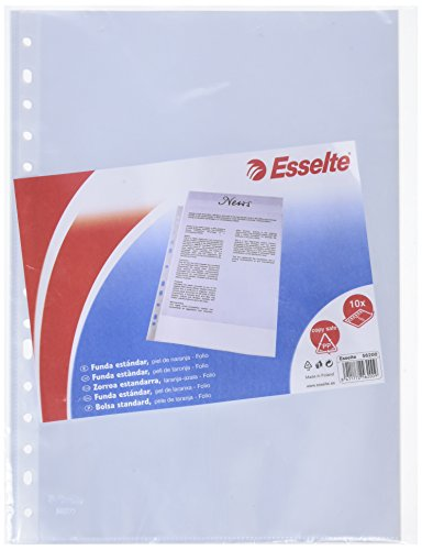 Esselte 56200 Funda para documentos, 1 x 10 unidades