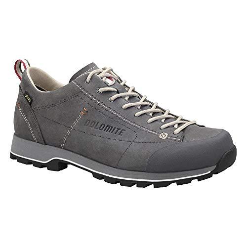 Dolomite Unisex-Erwachsene Zapato Cinquantaquattro Low Fg GTX Trekking- & Wanderhalbschuhe, Gunmetal Grey, 44 EU