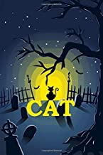 CAT: Line Journal, Paperback, Notebook or Cat Diary for Cat Lovers