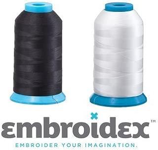 90 wt bobbin thread