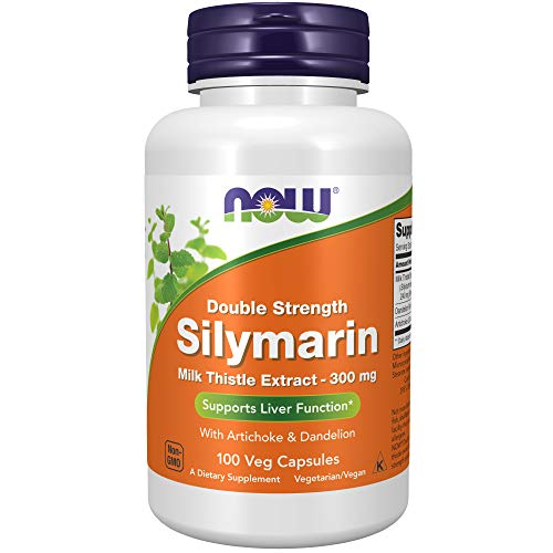 Now Foods Silymarin 300mg - 100 vcaps