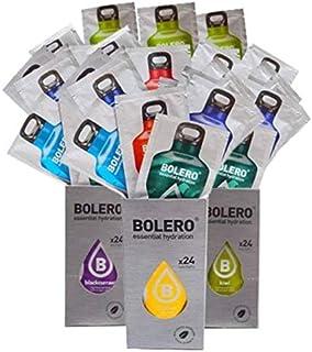 comprar comparacion Pack 57 Sabores de Bebidas Bolero