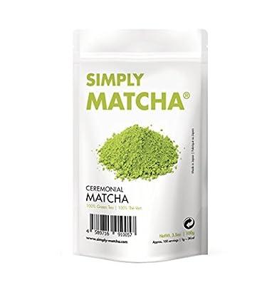 Thé Vert Matcha Japonais Récolté à Uji en Circuit-Court - Excellent rapport qualité prix - Qualité Premium