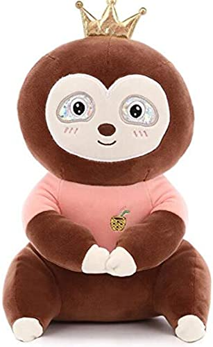 punto de venta de la marca Ycmjh Dibujos Animados Perezoso Corona muñeca de de de Peluche de Juguete Almohada niña Niño Regalo 60cm  echa un vistazo a los más baratos