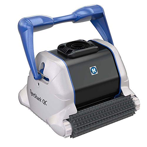 Robot piscine Hayward TIGERSHARK Quick Clean (QC) - Picots