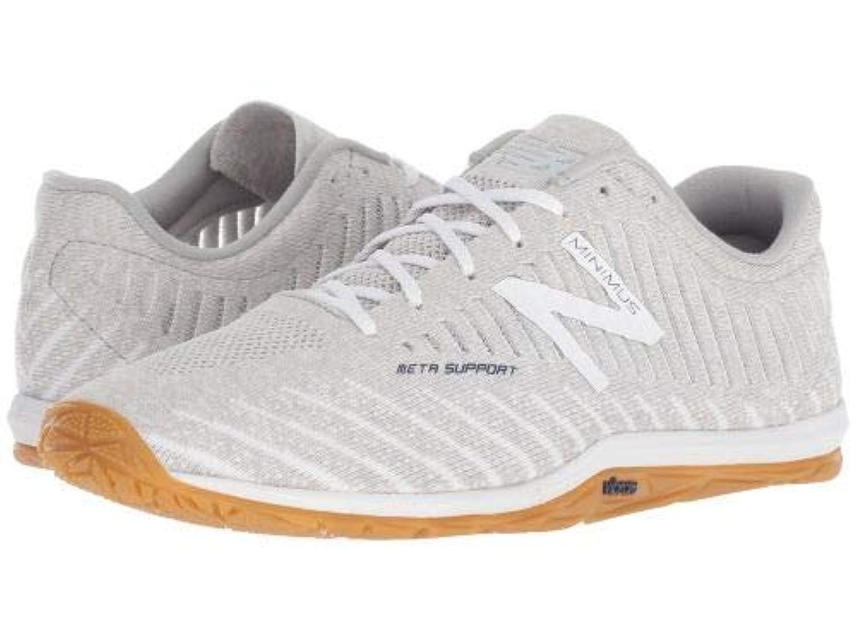 New Balance(ニューバランス) メンズ 男性用 シューズ 靴 スニーカー 運動靴 UX20v7 Training - Nimbus Cloud/White Munsell [並行輸入品]