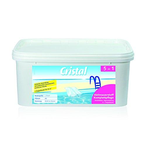 Cristal 1199240 Aktivsauerstoff Komplettpflege 2,24 kg