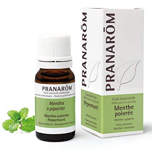 Pranarôm - Aceite Esencial de Menta Piperita - Partes Aéreas - 10 ml