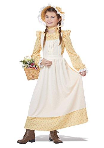 Girls Prairie Girl Costume - XS