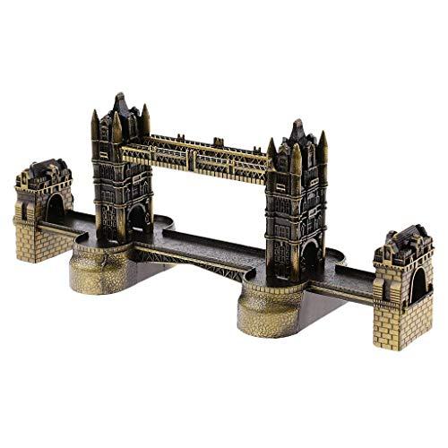 Si London Tower Bridge Statue UK Souvenir Gift Home...