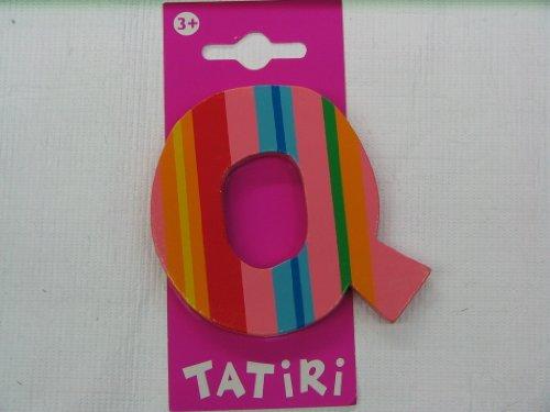 Trendhaus TRENDHAUS929129in Legno Lettera Q