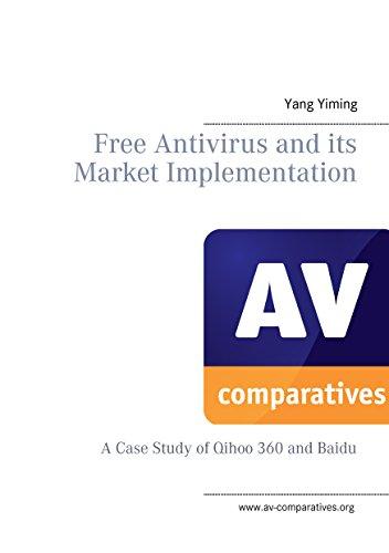 günstig Free Antivirus und seine Marktanwendung: Qihoo 360 und Baidu-Fallstudie Vergleich im Deutschland