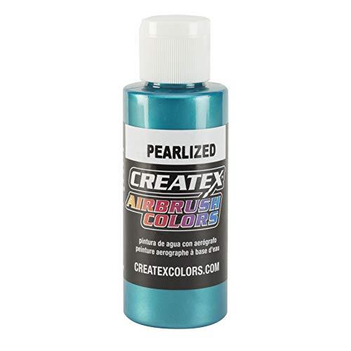 Createx Turquoise nacré Airbrush Couleurs Couleur 120ml 12 5303