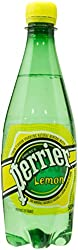 Perrier Lemon Sparkling Mineral Water, 6 x 500ml