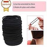 Immagine 1 fasce elastici per capelli lukytimo