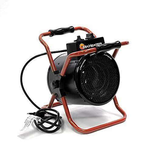Under-Floor Electric Garage Heaters
