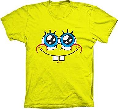 Te mejorarás O Perseo  Camiseta Bob Esponja Fofo | Amazon.com.br