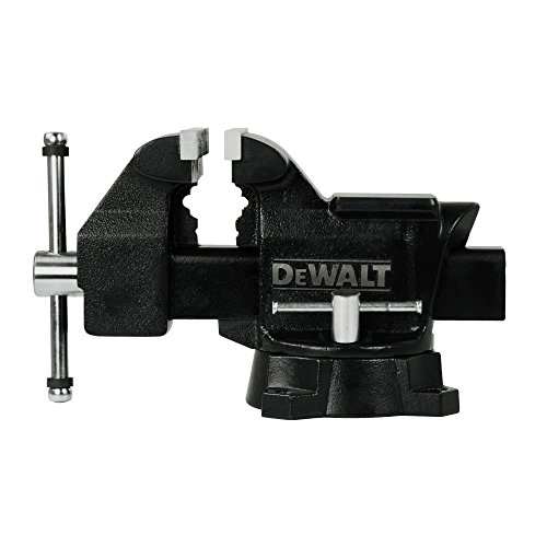 DeWalt DXCMWSV5 5 In. Heavy-Duty Bench Vise