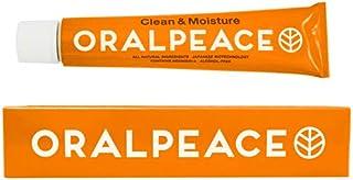 オーラルピース クリーン&モイスチャーD 80g × 1本(サンシャインオレンジ)