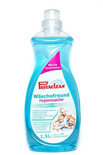 Pastaclean Wäschefreund Hygienespüler Konzentrat 1,5L (13,33€/Liter)
