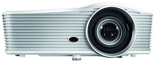 Optoma EH515ST Video - Proyector (5000 lúmenes ANSI, DLP, 1080p (1920x1080), 4:3, 16:9, 726,2 - 7620 mm (28.6 - 300