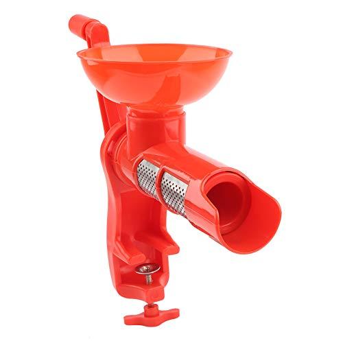 Exprimidor de tomate multiusos portátil manual manual de zumo de frutas fabricante de tomate exprimidor extractor exprimidor de cocina Gadgets