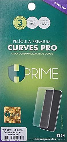 Pelicula Curves Pro para Asus ZenFone 5 Selfie/Selfie Pro ZC600KL (Lite), Hprime, Película Protetora de Tela para Celular, Transparente