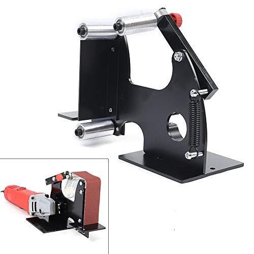 50mm Angle Grinder Belt Sander Attachment Replacement Wood Metal Sanding Belt Adapter Accessories (M14 50mm)