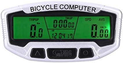 YARUIFANSEN SD-558C Ranking TOP3 Waterproof Wireless Bicycle Bac LCD Ranking TOP4 Computer