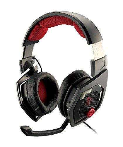 Tt eSPORTS Shock 3D 7.1 Surround Sound Gaming Headset (HT-RSO-DIECBK-13), Black