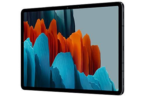 "SamsungGalaxyTabS711""WIFI(SM-T870)128GB+6GBRAMギャラクシータブS7(MysticBlack/ミスティックブラック)グローバル版[並行輸入品]"