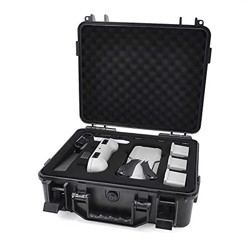 STARTRC Custodia Rigida da Trasporto Impermeabile per DJI Air 2S/Mavic Air 2 Drone e Accessori(Drone e Accessori Non Inclusi)