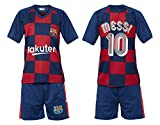 FCB Barcelona Messi 10 Football Jersey Barcelona Football jersey for kids Messi ronaldo Barcelona football kit football jersey for kids
