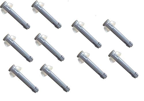 Summer Escapes 10 Pack of Replacement Pins w/Grommet for Pro Series Pools
