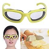 Dorime 1Pc Küchenzubehör Zwiebelbrille Barbecue Schutzbrille Augenschutz Shields Kochen Tools...