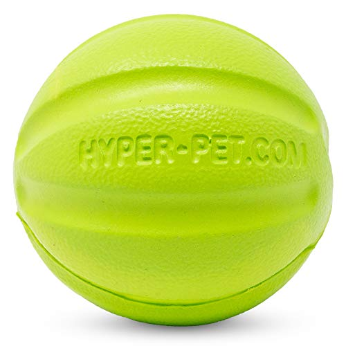 Hyper Pet Hyper Chewz Dog Ball Dog Toys (Lightweight, Resilient EVA Foam Dog Toys-Safe on Teeth, East to Clean & Float on Water) [Interactive Dog Toys Perfect for the Beach, Lake or Pool]