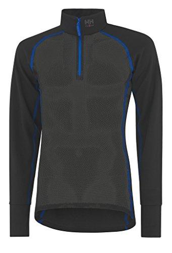 Helly Hansen 75080 Roskilde Pro T-shirt fonctionnel à manches longues Noir Taille L