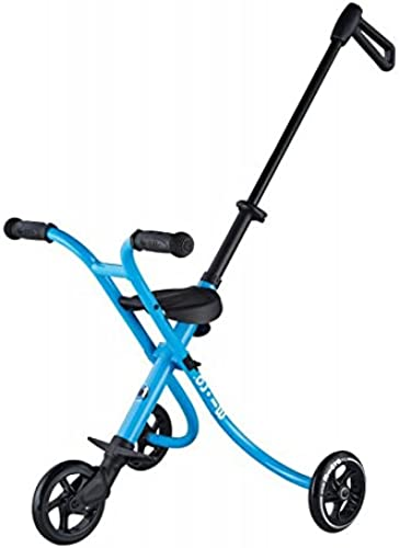Micro Mobility TR0008 Trike XL Roller, Blau