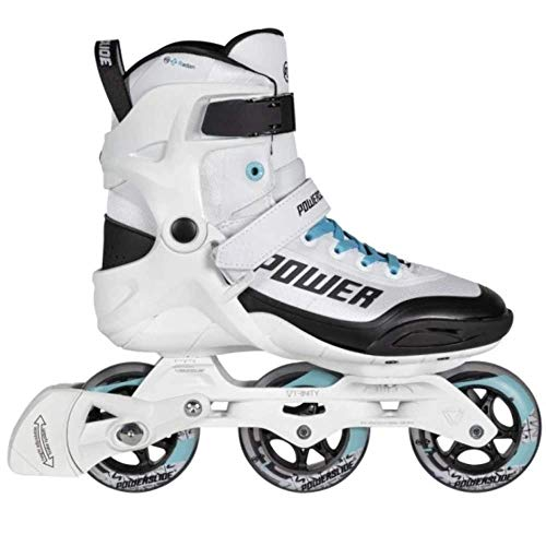Powerslide Damen Radon Freeze 90 Fitness Skates weiß 36