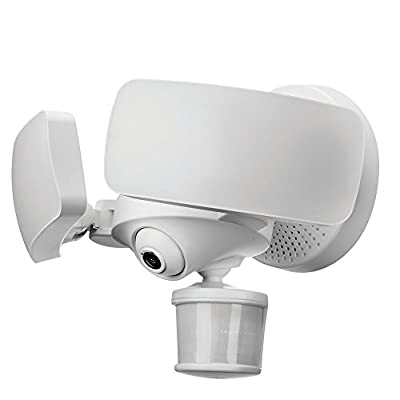 maximus security light with camera