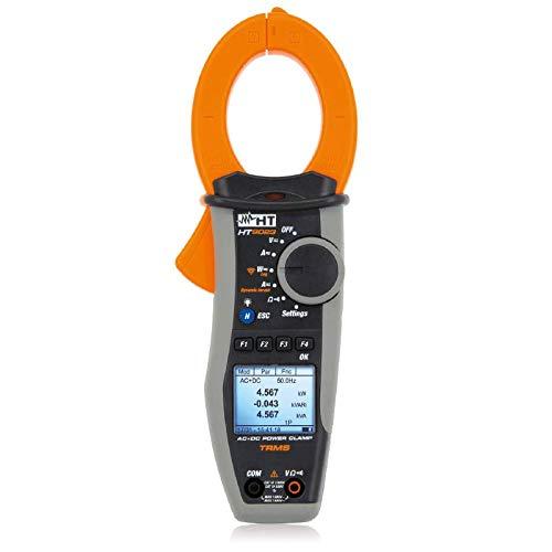 HT Instruments HT9023 TRMS AC/DC clamp-on Power Quality Analyzer PQA Wi-Fi