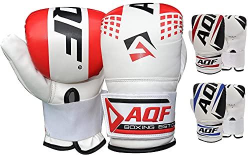 AQF Boxhandschuhe Sparring Training...