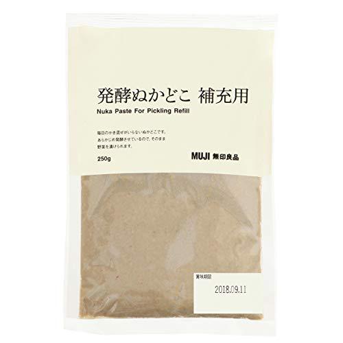 無印良品 発酵ぬかどこ 補充用 250g