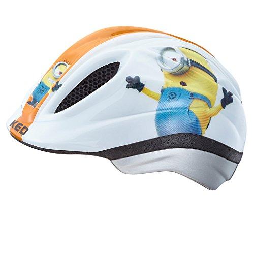 KED Meggy Originals Helmet Kids Minions Kopfumfang 52-58 cm 2017 mountainbike helm downhill